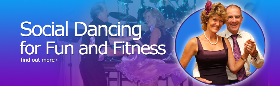 Social Dancing for Fun and Fitness